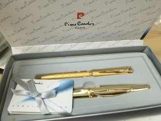 皮爾·卡登 法國品牌 簽字筆 100%new