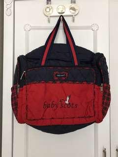 Diaper Bag Baby Tas Bayi Scots