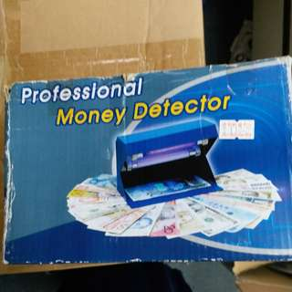 Professional Money Detector