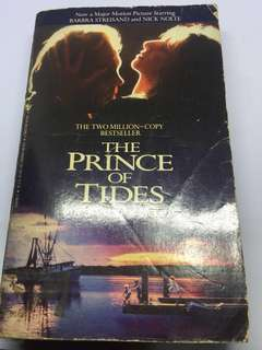 The Prince of Tides paperback