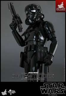 全新 Hottoys Star Wars Shadow Trooper 1/6