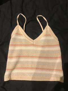 EDT knit top