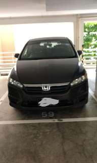 Honda Stream 1.8A RN6