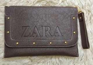 Leather Fashion Shoulder & Sling Bag (BROWN)