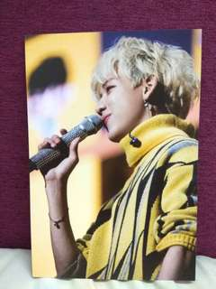Got7 official fanmeet photocard bambam
