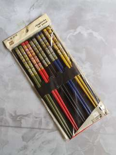 Vintage Chopstick (Made In Japan) (Self Collect @Blk 113 J.E. St. 13, 600113)