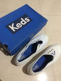ORIGINAL KEDS WHITE SHOES