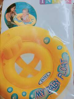 🚚 幼兒泳圈