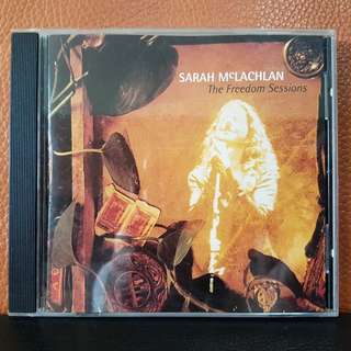 CD》Sarah McLachlan - The Freedom Session