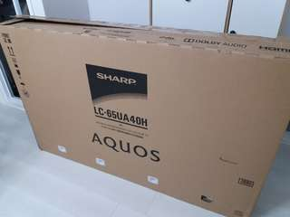 Sharp LC-65UA40H