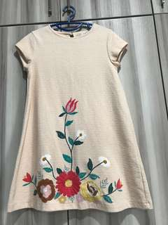 Preloved Original Zara Girls - Dress