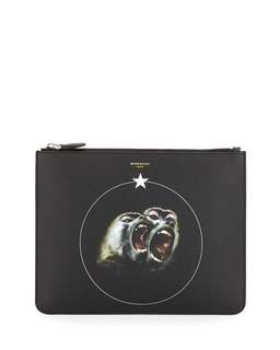 Givenchy Monkey Pouch