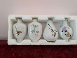 中國迷里花瓶工藝品