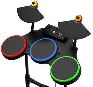 Xbox Guitar Hero Drum Set