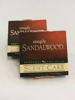 澳洲檀香(Sandalwood)香薰豆蠟