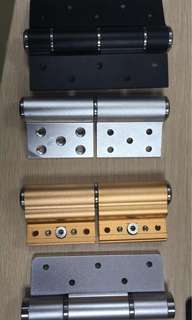 Hydraulic door hinge