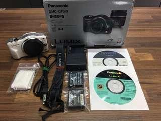 🚚 曙光數位 Panasonic GF3 Only Body 單機身 / 白色
