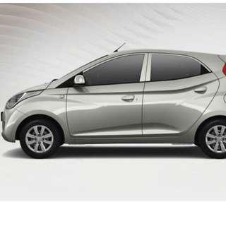 2018 Hyundai Eon GLX manual with Avn