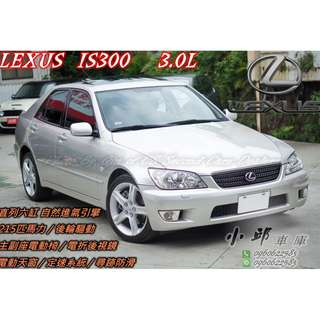 01年 LEXUS IS300