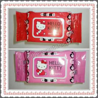 Hello Kitty Wet Wipes
