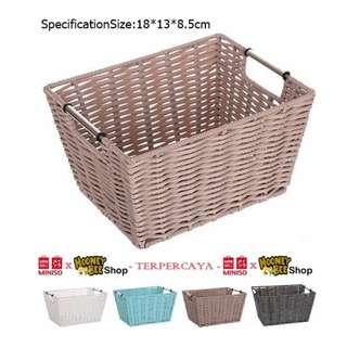 Japan Quality - Keranjang Small Trapezoid Storage Basket