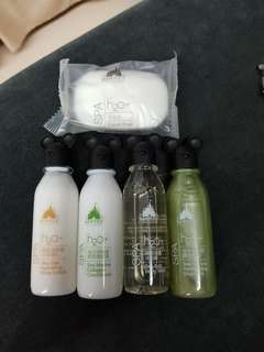 h2o+ SPA Sea Salt, Sea Marine Disney Resorts Toiletries