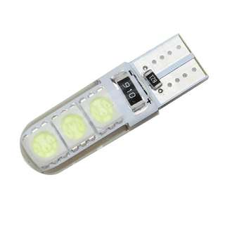 High Bright W5W T10 LED Waterproof Canbus Car Wedge Light SMD 5050