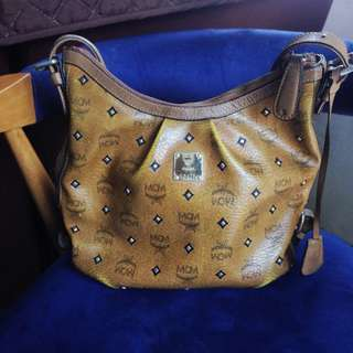 MCM Crossbody Studded bag