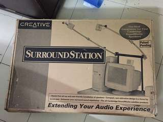 Creative Labs Speaker Surround Station