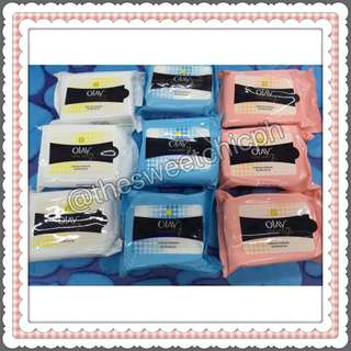 3 for Php100 Olay Wet Wipes Bundle