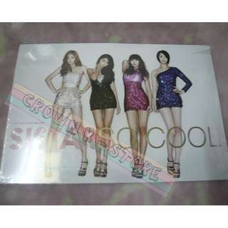 [LAST 1][CRAZY DEAL 80% OFF FROM ORIGINAL PRICE][READY STOCK]SISTAR KOREA 1ST ALBUM (SEALED) NO POSTER OFFICIAL ORIGINAL FROM KOREA (PRICE NOT INCLUDE POSTAGE)PLEASE READ DETAILS FOR MORE INFO