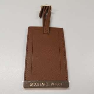 Michael kors 行李牌