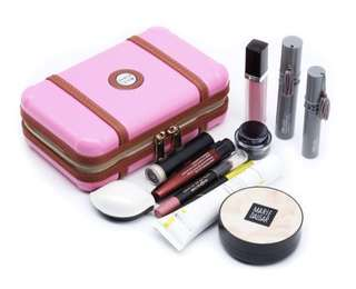 Cosmetic case / hard shell makeup case