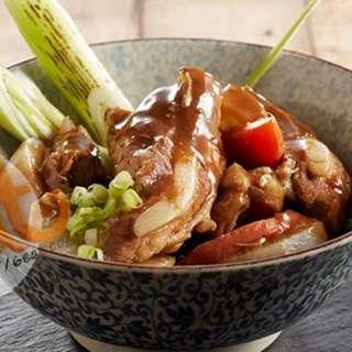 日式豬軟骨 | Japanese Style Cooked Pork Tender Bone