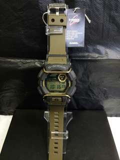 """GD-400-9卡西歐品牌手錶""""Casio""""""""G-Shock""""日本機芯一年保養"""
