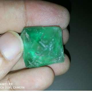 Beautiful Emerald Tone Flourite Crystal.  Absolute Healing & Mystical Properties found in Flourite.