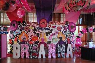 Birthday Party Packages. Professional Event Coordinator. Party Needs and Party Planner in Manila
