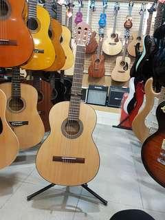 Gitar Cort Acoustic AF-S10E-OP Promo Bunga 0% Dp 0% Cukup Admin 199.00