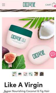 Coco And Eve - Like A Virgin Hair Masque
