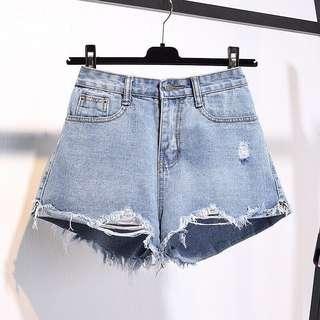🚚 質感短褲