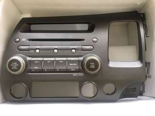 Radio honda civic fd