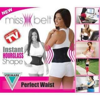 Belt body shaper