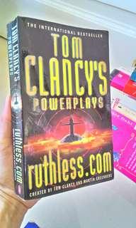 Buku Tom Clancy's Powerplays