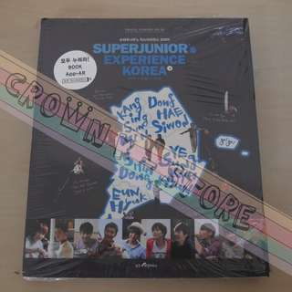 [LAST 1][CRAZY DEAL 80% OFF FROM ORIGINAL PRICE][READY STOCK]SUPER JUNIR KOREA PHOTOBOOK (SEALED) NO POSTER OFFICIAL ORIGINAL FROM KOREA (PRICE NOT INCLUDE POSTAGE)PLEASE READ DETAILS FOR MORE INFO