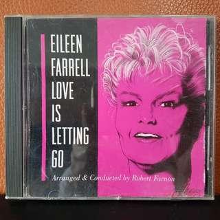 CD》Eileen Farrell - Love Is Letting Go