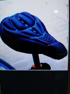Brand 3D Saddle Seat Gel Cover