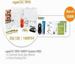 SEA NS Live Promotion - AgeLOC TR90