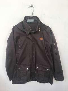 #mausupreme Parka Jacket Hoodie Brown Dash company