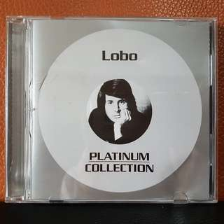 CD》Lobo Platinum Collection