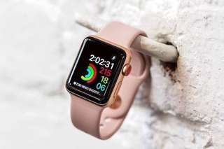 Kredit Apple Watch Series 3 38mm Rose Sport